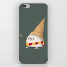 Invisibility Spell iPhone & iPod Skin