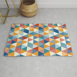 Small Colorful Triangles B Rug