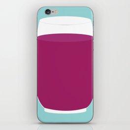 Showtasting - Wine Glass - Big Lou iPhone Skin