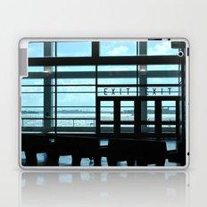 Exits Laptop & iPad Skin