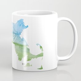 Massachusetts Home State Coffee Mug