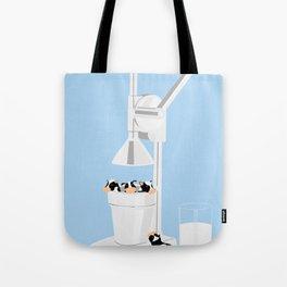 Milkmaid 5000 Tote Bag