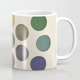 'Parsons' Spectrum Color Chart' 1912, Remake Coffee Mug