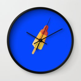 Ice Rocket Wall Clock