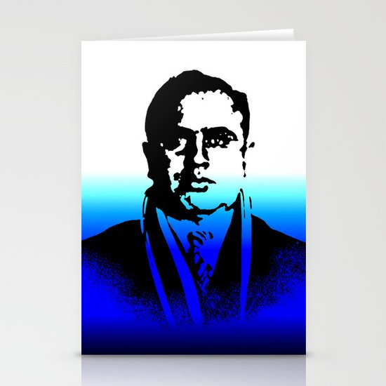 Al Capone, BLUE BEAT  Stationery Cards