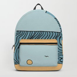 Drifting in the Pacific Backpack