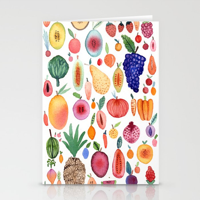 Pick Your Poison Stationery Cards
