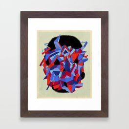 Phrenic Framed Art Print