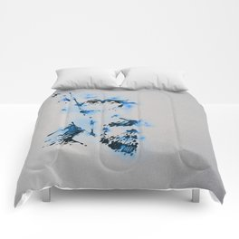Splaaash Series - Breaking Dad Ink Comforters