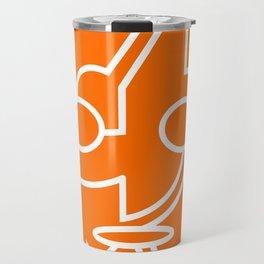 Mask: Refresh Travel Mug