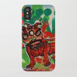 Gong Hey Fat Choy pt.2 iPhone Case