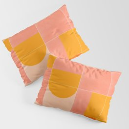 Retro Tiles 03 Pillow Sham