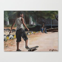 'El Soñador' (The Dreamer) Canvas Print