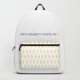 Happiness can be found Backpack