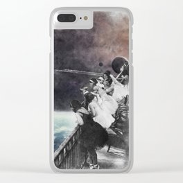 Panorama Clear iPhone Case