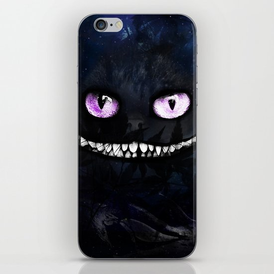 CHESHIRE iPhone & iPod Skin