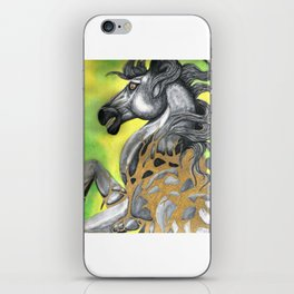 Everything Stone Turns To Gold iPhone Skin