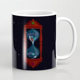 Cosmic Hourglass Coffee Mug