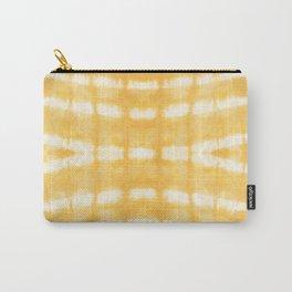 Itajime Yellows Stripe Carry-All Pouch