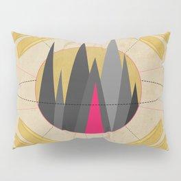 GET LOST Pillow Sham