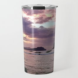 El Nido Purple Sunset Travel Mug