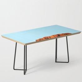 uluru polygon Coffee Table