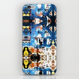 A bit of a lock. iPhone Skin