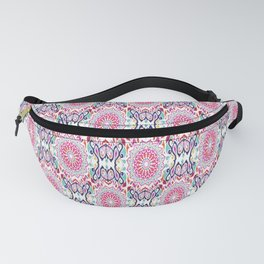 Pink Moroccan Fanny Pack