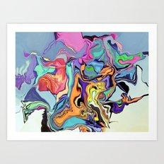 Noname Art Print