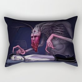 Boogeyman Rectangular Pillow