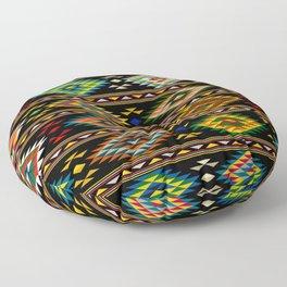 American Indian seamless pattern Floor Pillow