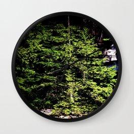 Coastal Nature Wall Clock