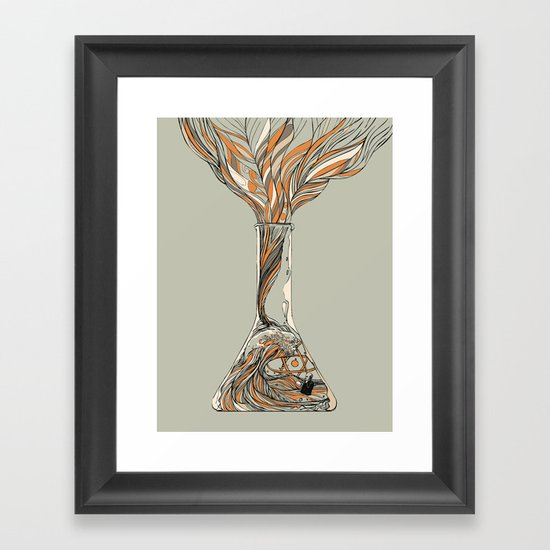 Science & Wonder Framed Art Print
