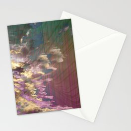 Spatial Factor 303 / Texture 02-11-16 Stationery Cards