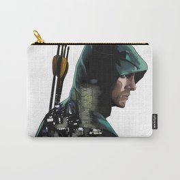 Green Arrow + Star City Carry-All Pouch