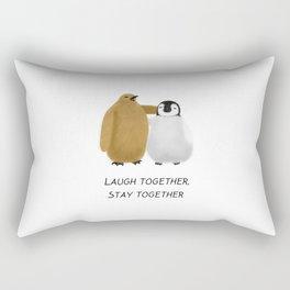 Penguin Pals Rectangular Pillow
