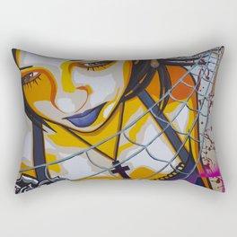 Entangled Rectangular Pillow