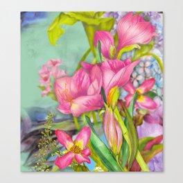 S3 Canvas Print