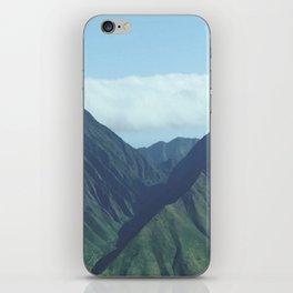 Vintage Mountains iPhone Skin