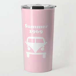 Summer 1969 -  pink Travel Mug
