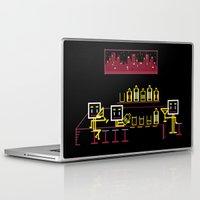 bar Laptop & iPad Skins featuring Bar by Ornaart
