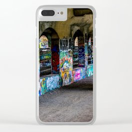 Wakeup Clear iPhone Case