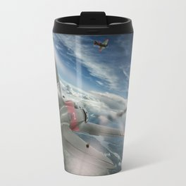 Dogfight Travel Mug