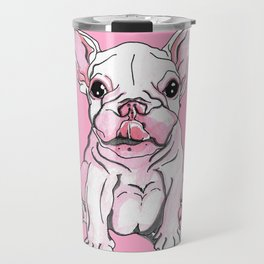 Frenchie Pup Travel Mug
