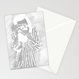 Harry Camera Gray Stationery Cards