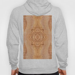 Olive wood surface texture abstract Hoody