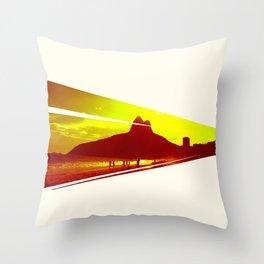 Alvorada Throw Pillow