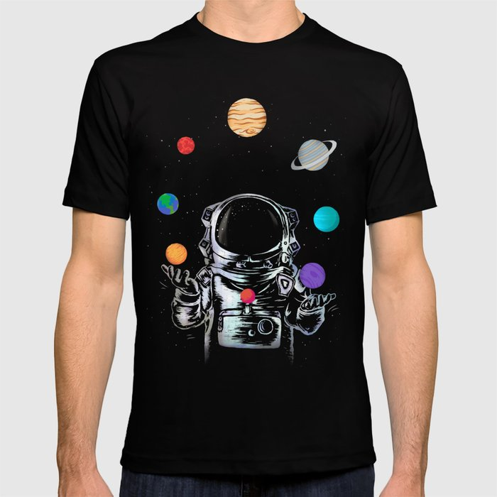 Space Circus T-shirt