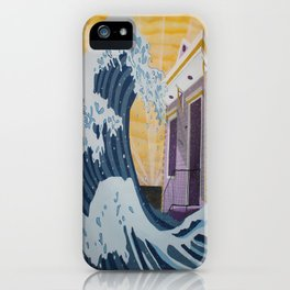 Through Hell & High Water iPhone Case