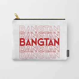 Bangtan/BTS Shirt Carry-All Pouch
